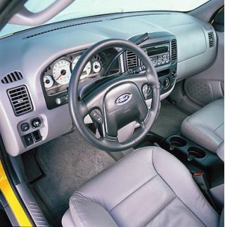 2001 ford escape review ratings specs prices and. Black Bedroom Furniture Sets. Home Design Ideas