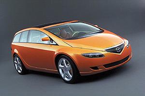 2001 Mazda MX Tourer concept