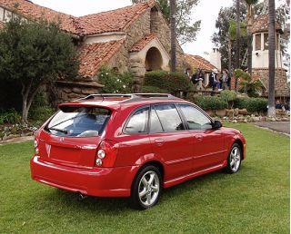 2001 Mazda Protege 5