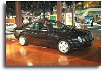 2001 Mercedes AMG CLK55