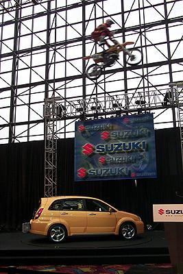 2001 Suzuki SX Concept