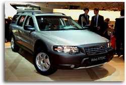 2001 Volvo V70XC
