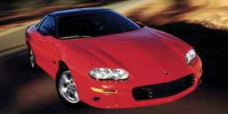2002 Chevrolet Camaro Z28