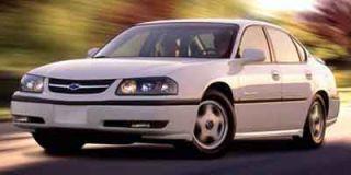2002 Chevrolet Impala LS