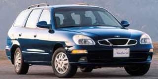 2002 Daewoo Nubira CDX