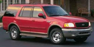 2002 Ford Expedition XLT