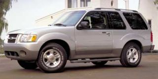 2002 Ford Explorer Sport Value