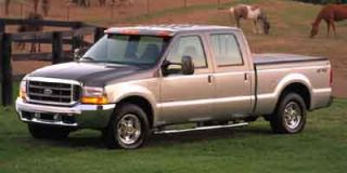2002 Ford Super Duty F-250 XL