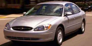 2002 Ford Taurus LX Standard