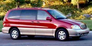 2002 Kia Sedona LX