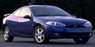 2002 Mercury Cougar Sport Premium