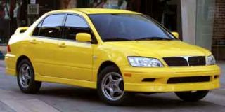 2002 Mitsubishi Lancer OZ-Rally