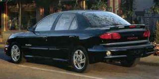 2002 Pontiac Sunfire SE