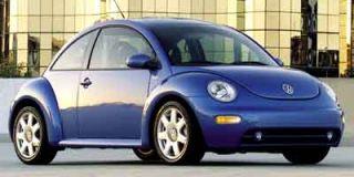 2002 Volkswagen New Beetle GLX