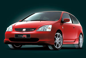 2002 Honda Civic Type-R (Euro)