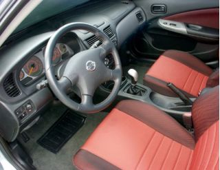 2002 Nissan Sentra SE-R V-Spec