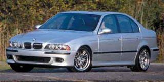 2003 BMW 5-Series M5