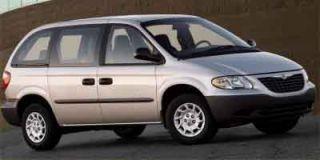2003 Chrysler Voyager Photo