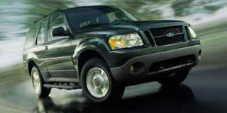 2003 Ford Explorer Sport Photo