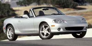 2003 Mazda MX-5 Miata Cloth