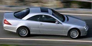 2003 Mercedes-Benz CL Class Photo