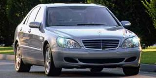 2003 Mercedes-Benz S Class Photo