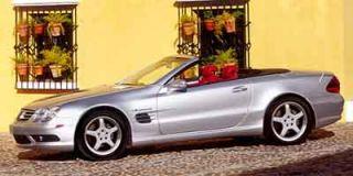 2003 Mercedes Benz SL Class AMG