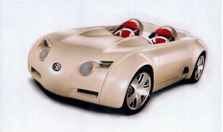 2003 Toyota CS&C concept