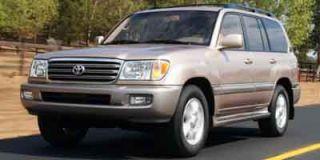 2003 Toyota Land Cruiser Photo