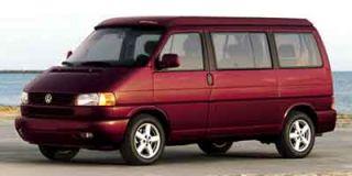 2003 Volkswagen EuroVan Photo