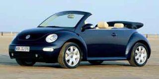 2003 Volkswagen New Beetle Convertible GL