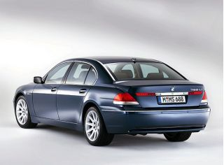 2003 BMW 7 Series Review Ratings Specs Prices And Photos