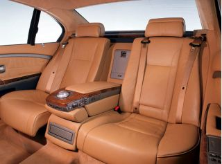 BMW Series Review Ratings Specs Prices And Photos The - 2009 bmw 760li for sale