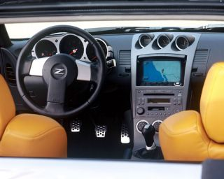 2003 nissan 350z review ratings specs prices and. Black Bedroom Furniture Sets. Home Design Ideas