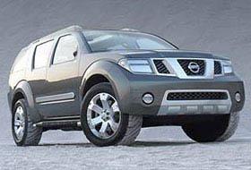 2003 Nissan Dunehawk concept