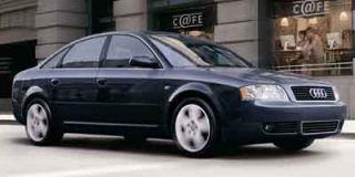 2004 Audi A6 3.0L