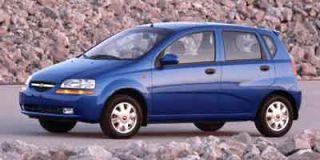 2004 Chevrolet Aveo SVM