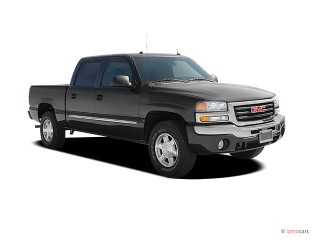 2004 GMC Sierra 1500 Crew Cab Photo