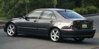 2004 Lexus IS 300
