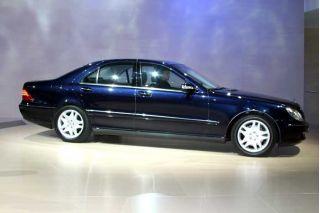 2004 Mercedes-Benz S-Class Hybrid concept