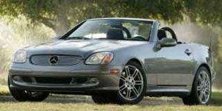 2004 Mercedes Benz SLK Class Sp Edition