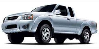 2004 Nissan Frontier 4WD SVE