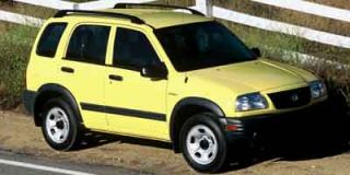 2004 Suzuki Vitara V6 Photo