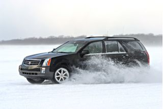 2004 Cadillac Srx Preview