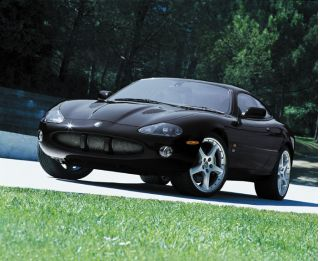2005 Jaguar XK Review