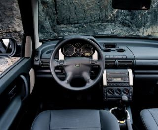 2004 Land Rover Freelander Review, Ratings, Specs, Prices, and ...