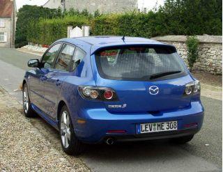 Nice 2004 Mazda3