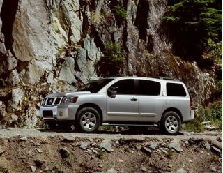 2005 Nissan Armada Review Ratings Specs Prices And