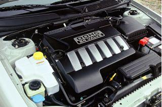 2004 suzuki verona engine
