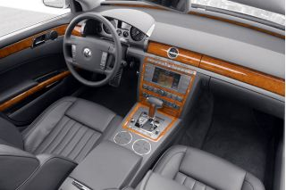 2004 Volkswagen Phaeton Vw Review Ratings Specs Prices And